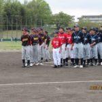愛知県障害者スポーツ大会(ソフトボール)参加