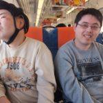 電車乗車体験