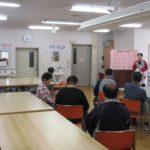 手洗い講習会を開催しました