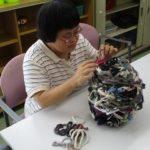 大好きな編み物